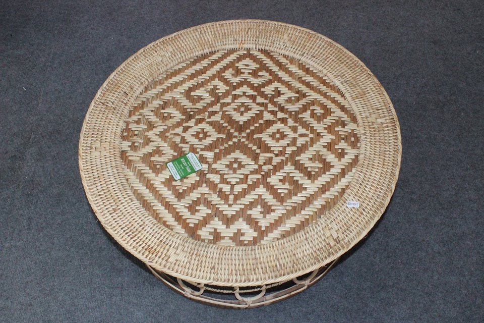 Rattan Traditional Tray