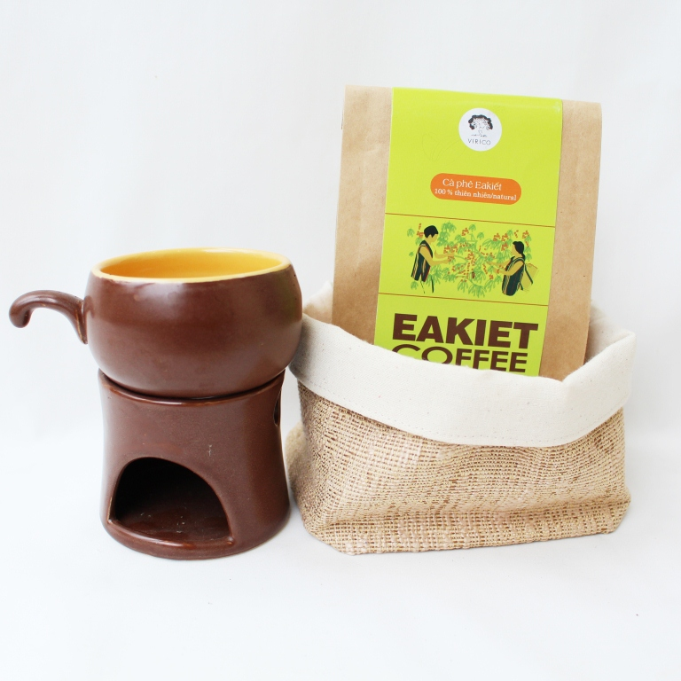 Fair trade coffee gift box 01