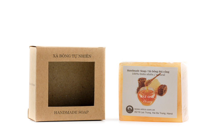 Honey soap
